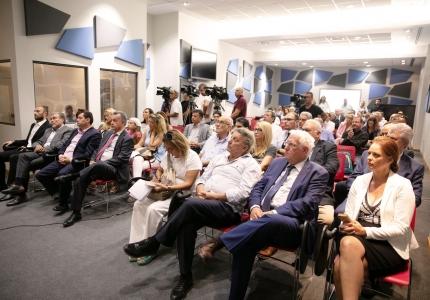 Ομιλία Υπουργού Υγείας Βασίλη Κικίλια στην εκδήλωση για την έναρξη της διανομής των ογκολογικών φαρμάκων απευθείας στις ιδιωτικές κλινικές