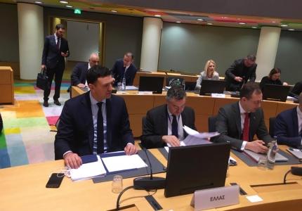 Πρόταση για τον ψηφιακό συγχρονισμό των κρατών-μελών της Ε.Ε. για τα δεδομένα σχετικά με τον COVID-19 κατέθεσε ο Βασίλης Κικίλιας
