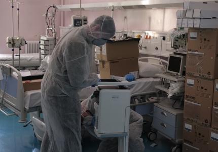 50 καινούριοι αναπνευστήρες υψηλής τεχνολογίας για τις Μονάδες Εντατικής Θεραπείας, δωρεά της εταιρείας «Παπαστράτος»