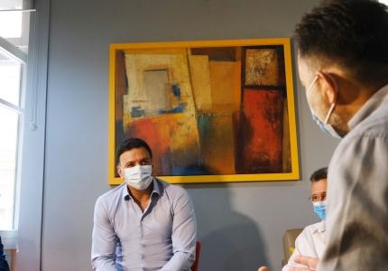 Β. Κικίλιας: Το Υπουργείο Υγείας και οι δομές του στηρίζουν τους μαχητές της ζωής - Επίσκεψη στο Κέντρο Υποδοχής Αποφυλακισμένων και Κοινωνικής Επανένταξης ΚΕΘΕΑ ΕΝ ΔΡΑΣΕΙ
