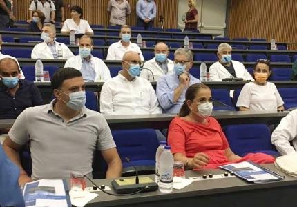 Β. Κικίλιας: Μεγάλος μοριακός αναλυτής για τεστ κορονοϊού εγκαθίσταται στο Γενικό Νοσοκομείο Χανίων