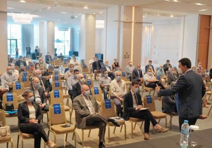 Διαδοχικές συναντήσεις της πολιτικής ηγεσίας του Υπoυργείου Υγείας με τους διοικητές των νοσοκομείων