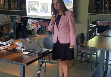Παρουσία Υφυπουργού Υγείας Ζωής Ράπτη στην εκδήλωση για την παρουσίαση της πρώτης πανελλαδικής έρευνας για την «Εκτίμηση Επιπολασμού Διαταραχών Αυτιστικού Φάσματος στα παιδιά στην Ελλάδα»