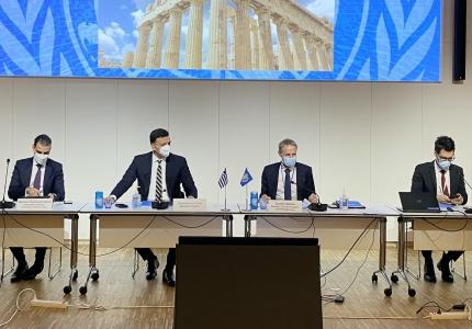Συνάντηση Β. Κικίλια-Η. Kluge στην Κοπεγχάγη - Στην Ελλάδα το νέο Γραφείο του Π.Ο.Υ. Ευρώπης για την Ποιότητα της Υγειονομικής Περίθαλψης και την Ασφάλεια των Ασθενών