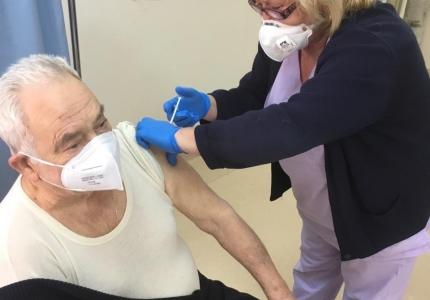 Εμβολιασμοί Covid-19 - Κέντρα Υγείας 20/01/2021