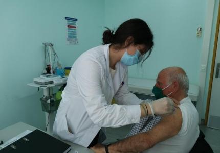 Εμβολιασμοί Covid-19 - Νησιωτική Ελλάδα 28/01/2021