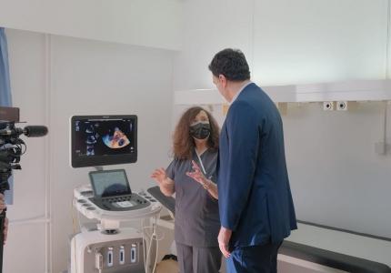Β. Κικίλιας: Οι πιο σημαντικές στιγμές για έναν πολιτικό είναι όταν αποδεικνύεται ότι είναι αξιόπιστος – Επαναλειτουργεί η Καρδιοθωρακοχειρουργική Κλινική στο ΠΝ Πατρών