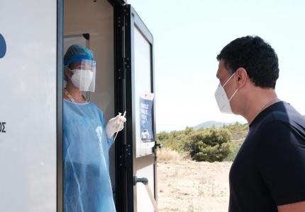 Β. Κικίλιας: Με σεβασμό και αγάπη παροτρύνουμε και τους Ρομά συμπολίτες μας να εμβολιαστούν