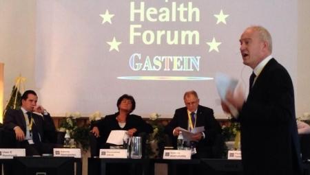 Συμμετοχή του Υπουργού Υγείας, κ. Άδωνι Γεωργιάδη, στο 16ο Ευρωπαϊκό Φόρουμ Υγείας, στο Γκαστάιν της Αυστρίας.
