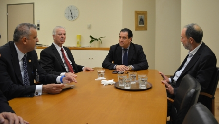 Χαιρετισμός του Υπουργού Υγείας, κ. Άδωνι Γεωργιάδη, σε Ημερίδα με θέμα