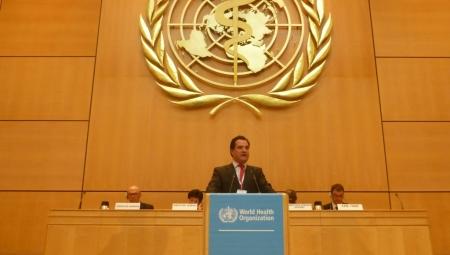 Ομιλία του Υπουργού Υγείας κ. Άδωνι Γεωργιάδη στη 67η Γενική Συνέλευση του Παγκόσμιου Οργανισμού Υγείας
