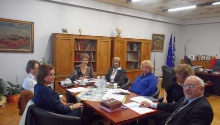 Συναντήσεις της Υφυπουργού Υγείας,Κατερίνας Παπακώστα, με ΕΚΤΕΠΝ και ΕΚΕΨΥΕ.
