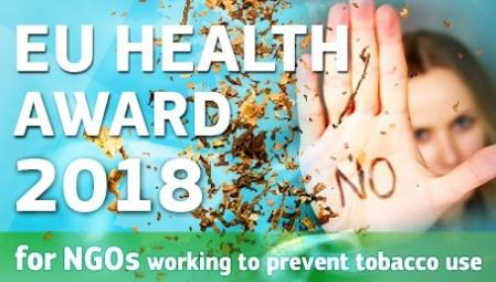Βραβεία της Ευρωπαϊκής Επιτροπής για ΜΚΟ που εργάζονται στην καταπολέμηση του καπνού
