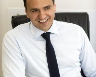 Υπουργός Υγείας Βασίλης Κικίλιας