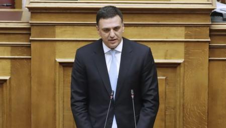 Ομιλία του Υπουργού Υγείας Βασίλη Κικίλια στις Προγραμματικές Δηλώσεις της κυβέρνησης