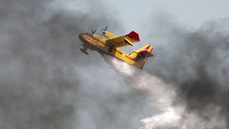 Προστασία της Δημόσιας Υγείας και του πληθυσμού από τις επιπτώσεις του νέφους καπνού εξαιτίας των δασικών πυρκαγιών