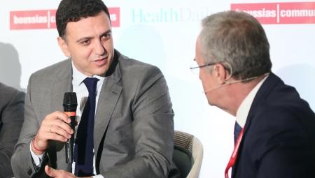 Σημεία τοποθέτησης Υπουργού Υγείας Βασίλη Κικίλια στην ημερίδα «Clawback και Φαρμακευτική Δαπάνη»