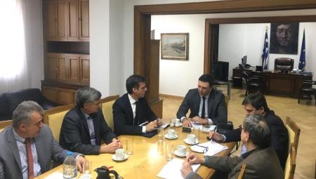 Τα κόμματα της Αντιπολίτευσης ενημέρωσε ο Υπουργός Υγείας Βασίλης Κικίλιας για την προετοιμασία της χώρας για το νέο κορονοϊό