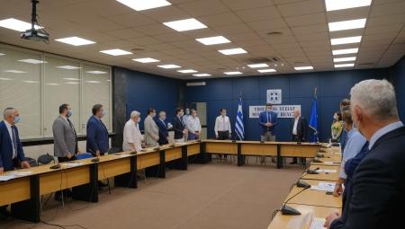 Παρουσία του Υπουργού Υγείας Βασίλη Κικίλια υπογράφηκαν οι συμβάσεις κτιριακής διαμόρφωσης για τη δημιουργία νέων 174 κλινών ΜΕΘ και ΜΑΦ, δωρεά του Ιδρύματος Σταύρος Νιάρχος