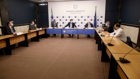 Β. Κικίλιας: Ενισχύεται η γονιδιωματική επιτήρηση με τη δημιουργία Δικτύου σε όλη την Ελλάδα