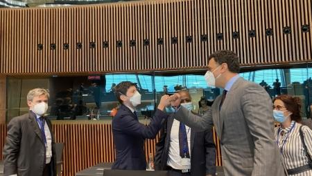 Συμμετοχή Βασίλη Κικίλια στο Συμβούλιο Υπουργών Υγείας της Ε.Ε