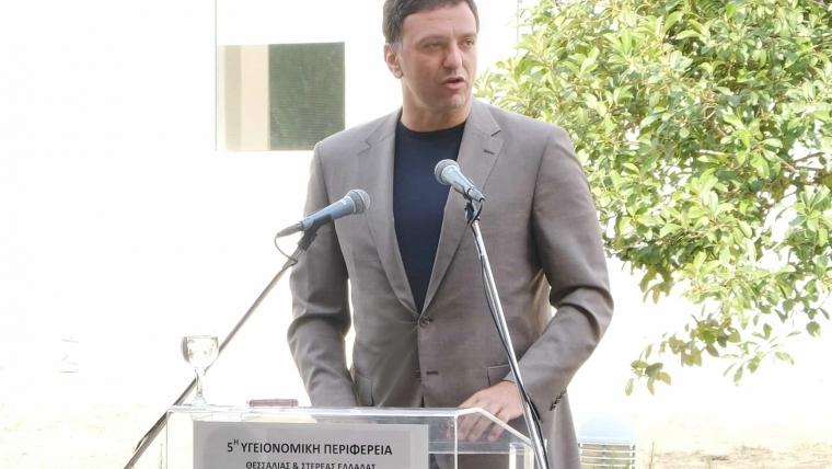Β. Κικίλιας: Το σύγχρονο, ψηφιοποιημένο Κέντρο Υγείας Καμένων Βούρλων, οδηγός για την επόμενη μεταρρύθμισή μας στην Πρωτοβάθμια Φροντίδα Υγείας