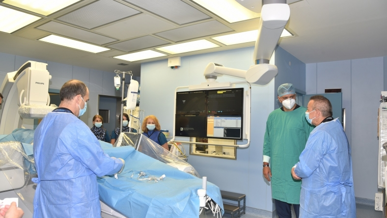 Β. Κικίλιας: Με το νέο Αιμοδυναμικό Εργαστήριο του ΓΝ Λαμίας, το μοναδικό στη Στερεά Ελλάδα, αποφεύγονται ετησίως πάνω από 440 διακομιδές ασθενών