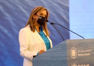 Ομιλία Υφυπουργού Υγείας Ζωής Ράπτη στο Διεθνές Συνέδριο για τις συνέπειες της COVID-19 στην Ψυχική Υγεία και στα συστήματα παροχής υπηρεσιών Υγείας
