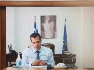 Συμμετοχή του Υπουργού Υγείας Θάνου Πλεύρη στην 71η Σύνοδο του Π.Ο.Υ Ευρώπης