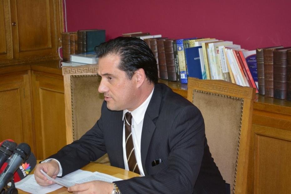 Κύρια σημεία από τις δηλώσεις του Υπουργού Υγείας, κ. Άδωνι Γεωργιάδη.