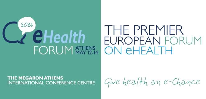 eHealthForum 2014 – ΑΘΗΝΑ, 12-14 ΜΑΙΟΥ