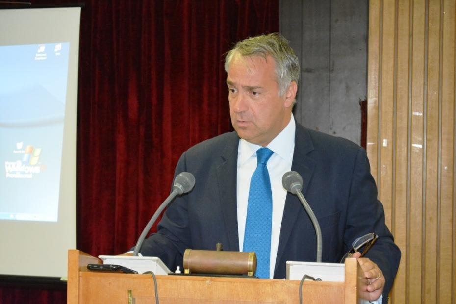 Κύρια σημεία του χαιρετισμού του Υπουργού Υγείας Μ. Βορίδη στη συνάντηση με τους Διοικητές των Νοσοκομείων.