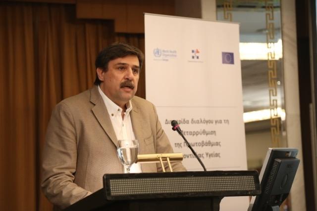 Εισήγηση του Υπουργού Υγείας Α.Ξανθού στη συνάντηση χωρών του Ευρωπαϊκού Νότου για τη φαρμακευτική πολιτική
