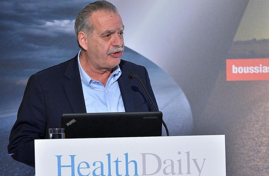 Ο ΓΓΔΥ, Ιωάννης Μπασκόζος στο συνέδριο: The Future of Healthcare in Greece, Winds of change