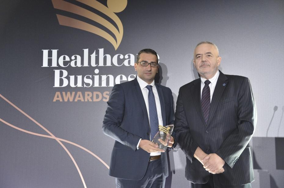 Χρυσό βραβείο στο ΓΝ Ρεθύμνου για Βελτίωση της Παραγωγικότητας και Αποδοτικότητας, στα Healthcare Business Awards 2018