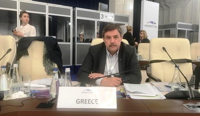 O Υπουργός Υγείας, Ανδρέας Ξανθός στο άτυπο Συμβούλιο Υπουργών της ΕΕ με θέμα την πρόσβαση σε καινοτόμα και ακριβά φάρμακα και θεραπείες