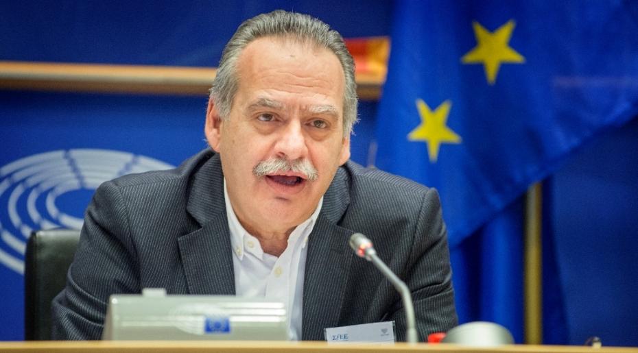 Η ομιλία του ΓΓΔΥ, Ι. Μπασκόζου στην έναρξη του Health-ΙΤ Conference 2019