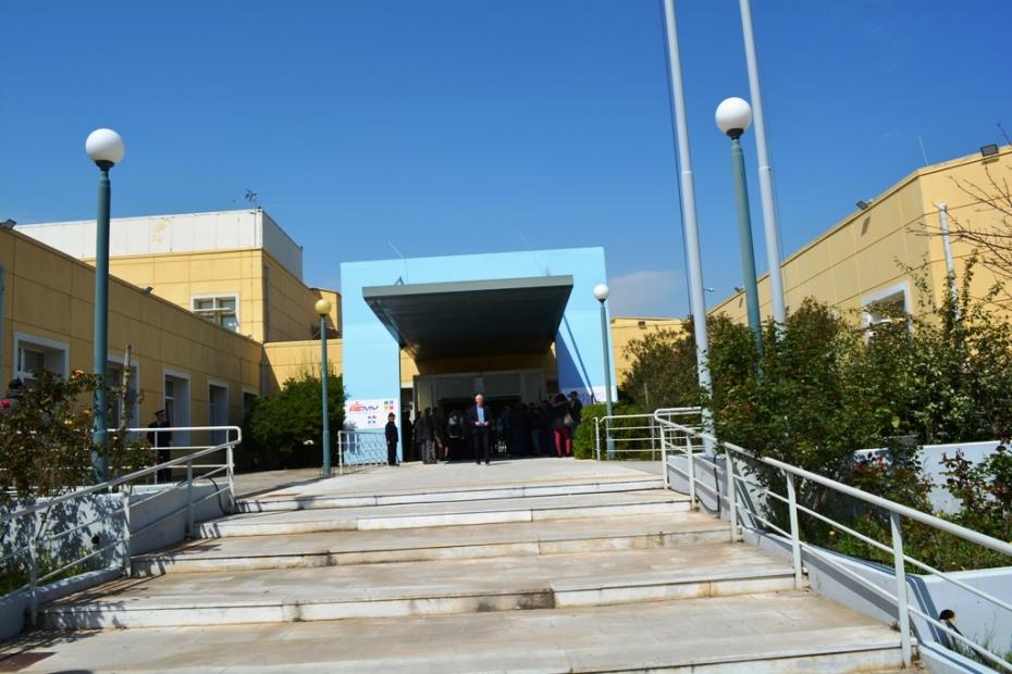Εγκαίνια Πρότυπης δομής ΠΦΥ στις Αχαρνές με τη συνέργεια του Κέντρου Υγείας και της Πολυκλινικής του Ολυμπιακού Χωριού