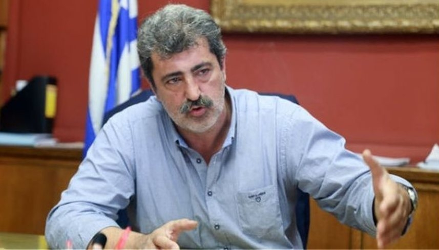 Απάντηση του αν. Υπουργού Υγείας, Παύλου Πολάκη, στις δηλώσεις του προέδρου της ΝΔ, Κ. Μητσοτάκη για τη δημόσια Υγείας