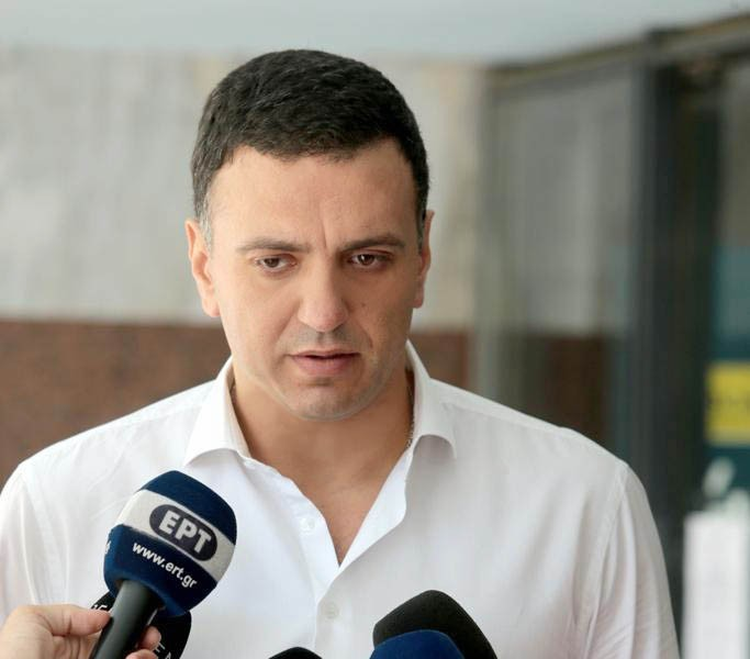 Δήλωση Υπουργού Υγείας Βασίλη Κικίλια μετά την επίσκεψή του στον ΕΟΠΥΥ