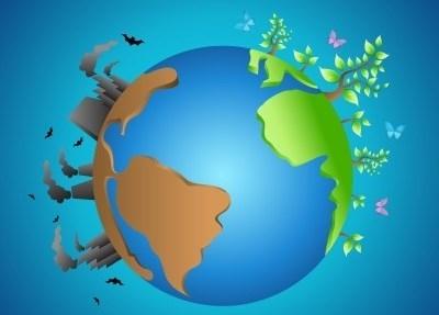 Ατμοσφαιρική Ρύπανση - Pollution And Green World