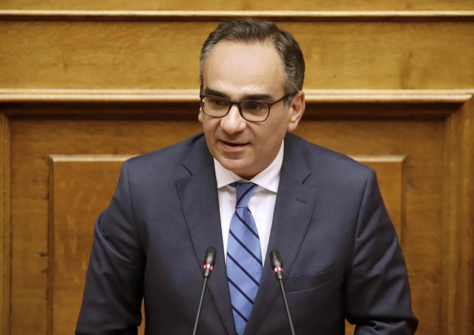 Ομιλία Υφυπουργού Υγείας Βασίλη Κοντοζαμάνη στη συνεδρίαση της Διαρκούς Επιτροπής Κοινωνικών Υποθέσεων της Βουλής