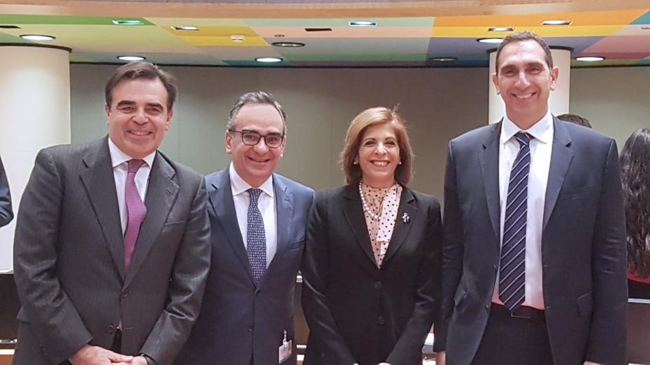 Συμμετοχή Υφυπουργού Υγείας Βασίλη Κοντοζαμάνη στο Συμβούλιο Υπουργών Υγείας της Ε.Ε. στις Βρυξέλλες