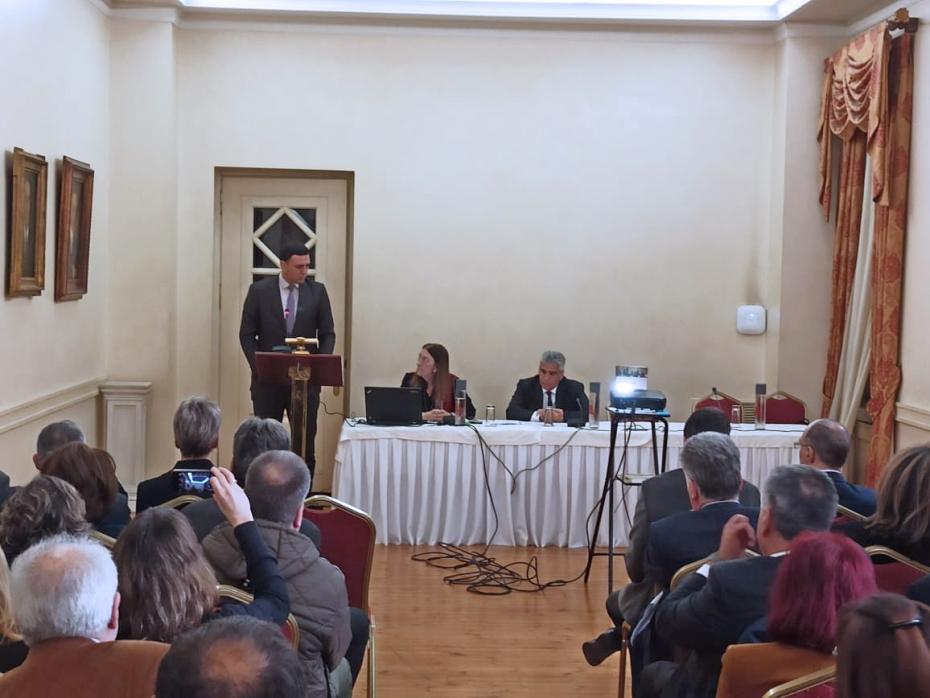Ομιλία Υπουργού Υγείας Βασίλη Κικίλια στην παρουσίαση των Κέντρων Εμπειρογνωμοσύνης Σπάνιων Νοσημάτων της Ιατρικής Σχολής του ΕΚΠΑ