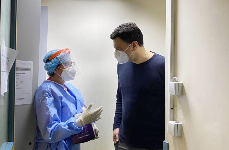 Β. Κικίλιας: Η Παγκόσμια Ημέρα Υγείας μάς βρίσκει και φέτος στη μάχη κατά του κορονοϊού. Οι άνθρωποι της Υγείας αξίζουν πολλά