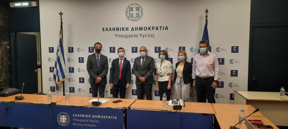 Ολοκλήρωση των προπαρασκευαστικών δράσεων του Μέσου Τεχνικής Υποστήριξης (TSI) για τη μεταρρύθμιση του διοικητικού συστήματος της Δημόσιας Υγείας